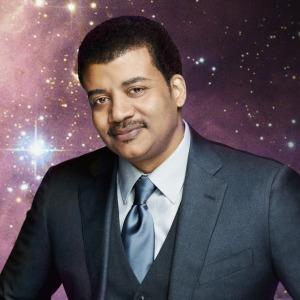 Neil deGrasse Tyson, the current king of science communication.  Photo via: Patrick Eccelsine / Fox