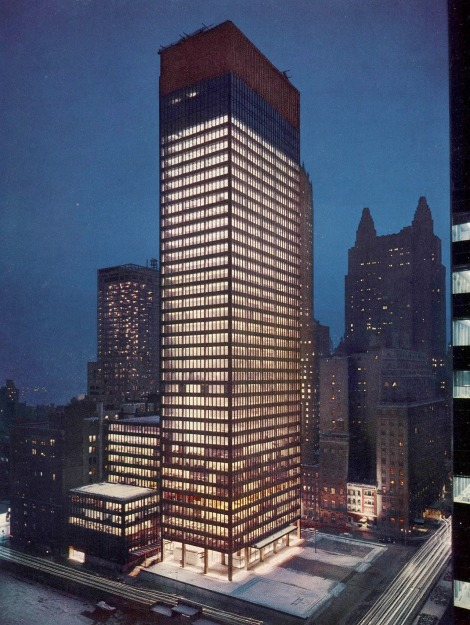 Seagram Building 1957